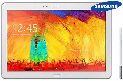 Tablet Galaxy Note 10.1 Edisi 2014