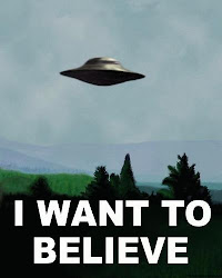 Mulder, yo también creo
