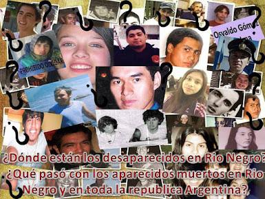 ¿Donde está Daniel Francisco Solano?¿Porqué el Poder Judicial  no quiere bajar al jaguel?