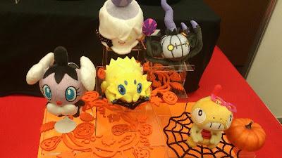 Pokemon Halloween Plush 201 Banpresto from @xx_bo_rixx_xx