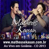 Matheus e Kauan - Ao Vivo em Goi�nia