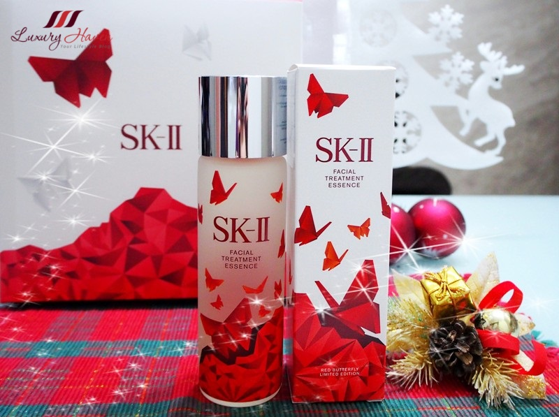 skii festive wings of change facial treatment essence