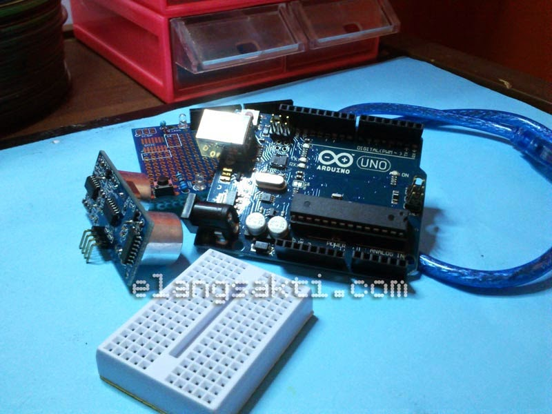 paket belajar arduino untuk pemula