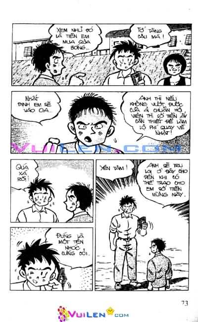 Jindodinho - Đường Dẫn Đến Khung Thành III  Tập 45 page 73 Congtruyen24h