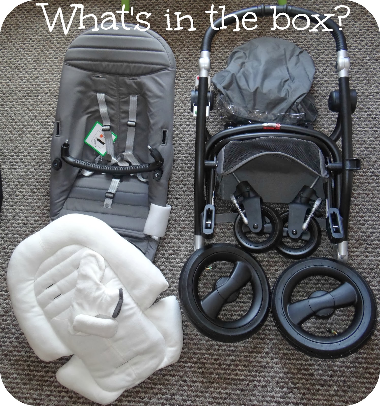 life unexpected  the britax affinity review
