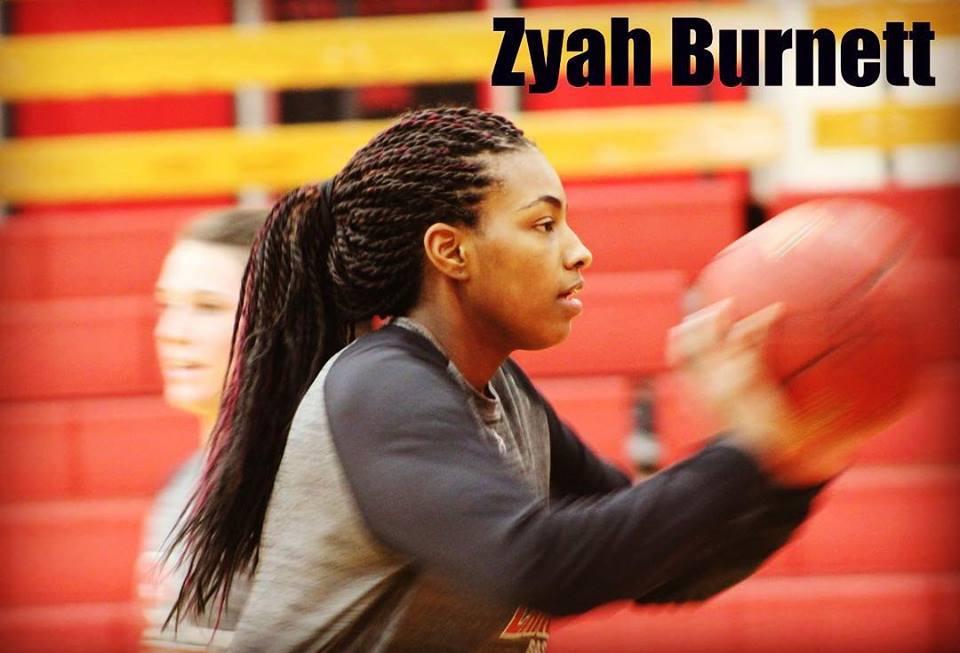 Zyah Burnett