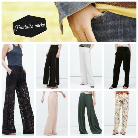 tendencias moda pantalones palazzo primavera verano 2015