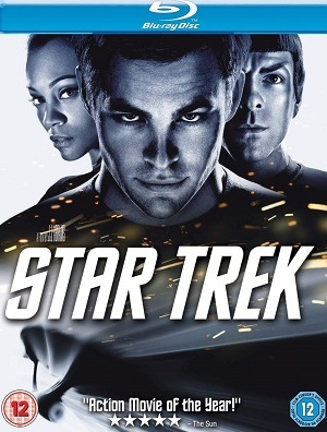 Star Trek - Blu-Ray Filmes Torrent Download completo