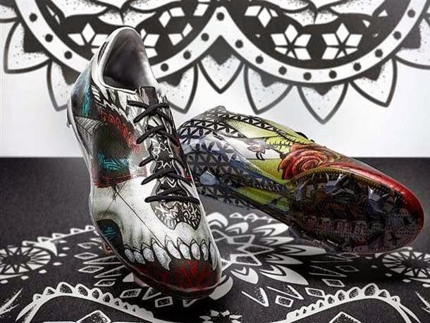 Limited Edition Adidas adizero f50 Tattoo Pack
