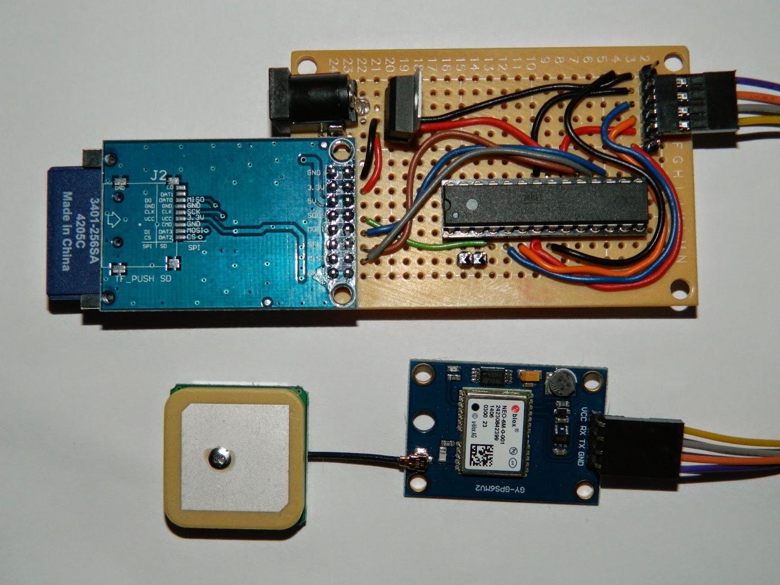 Digidad me arduino gps tracker