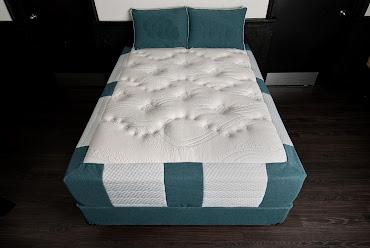 """""""BEGUILE""""  Bed Art"""
