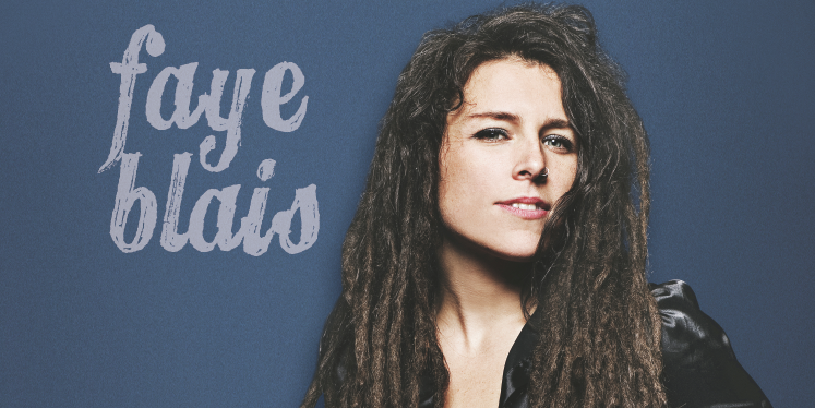 Faye Blais' Blog