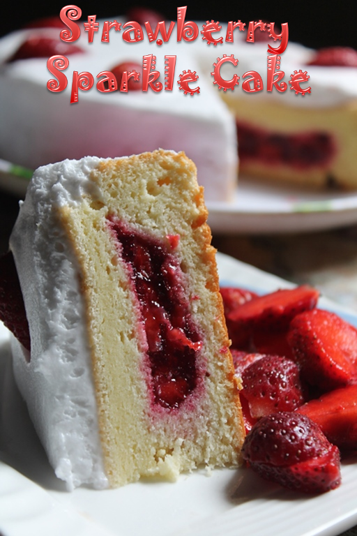 Strawberry Sparkle Cake Recipes — Dishmaps