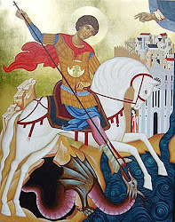 Sant Jordi, mata l'aranya!