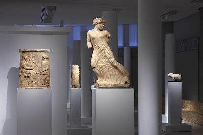 «Ελευσίνα. Τα μεγάλα μυστήρια» - Νέες παρουσιάσεις για την περιοδική έκθεση στο Μουσείο Ακρόπολης