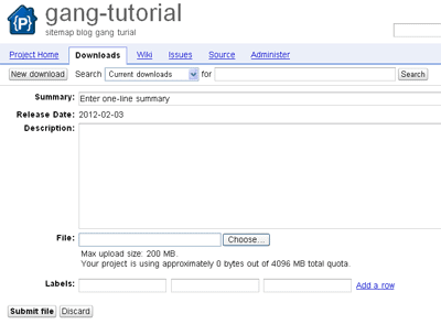 Nyimpan-Java-Script-Di-google-Code