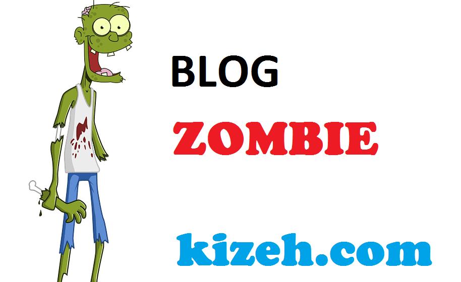 Apa sebenarnya blog zombie itu ?