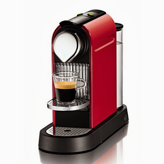 Answer and win this Nespresso machine!