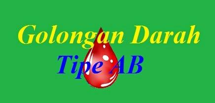 Golongan Darah Tipe AB