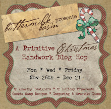 A Primitive Christmas Blog Hop