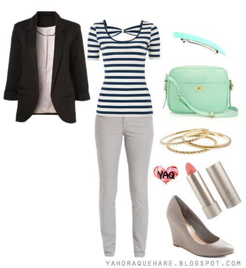 Y a q blog de moda inspiraci n y tendencias y - Colores para combinar con gris claro ...