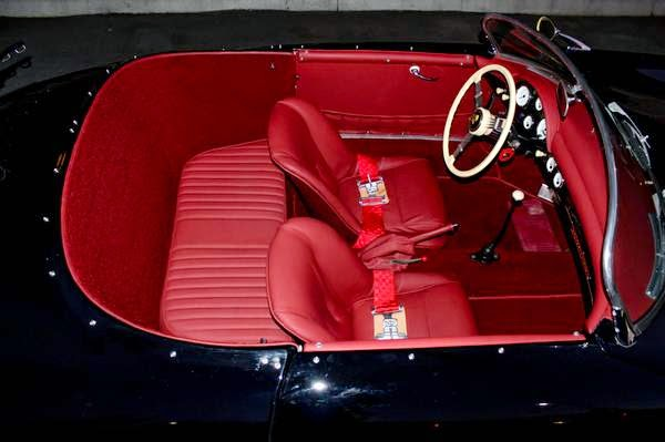 Professionally Restored 1956 Porsche Speedster