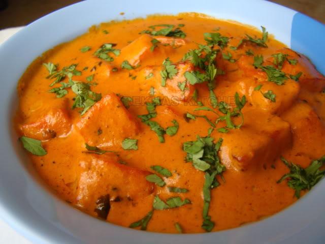Paneer Makhani recipe | Delicious Cuisine