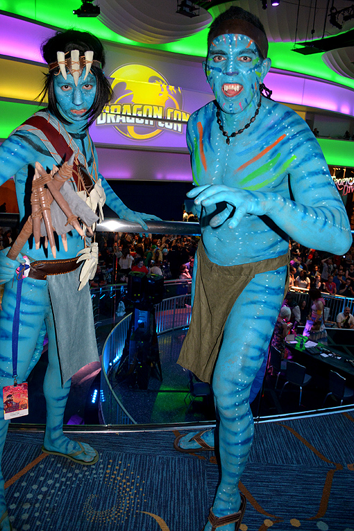 Avatar | Dragon Con Night at Georgia Aquarium
