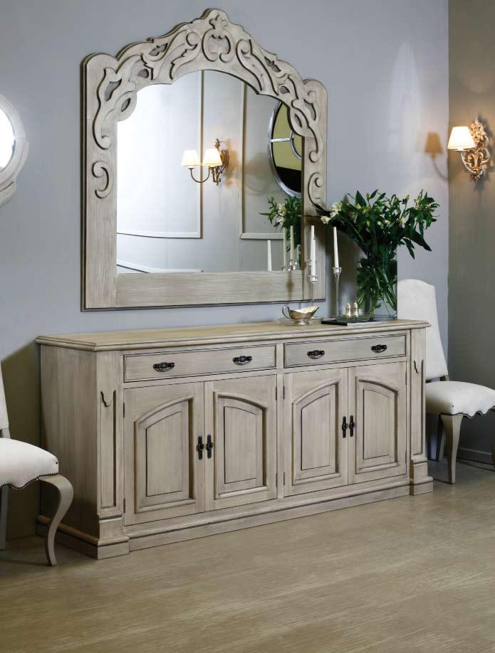 Muebles estilo vintage for Dormitorio vintage moderno