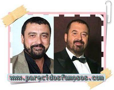Parecido entre Jordi  Estadella y Paco Tous
