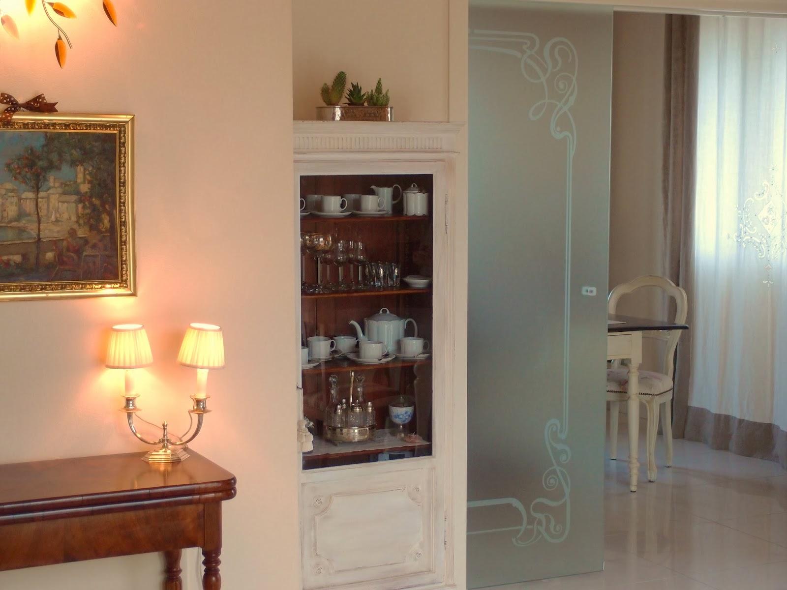 La Casa Di Cristina Il Gusto Classico Di Una Donna Moderna  #9A6131 1600 1200 Sala Da Pranzo Pinterest