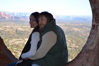 Bella Twins Brianna with boyfriend