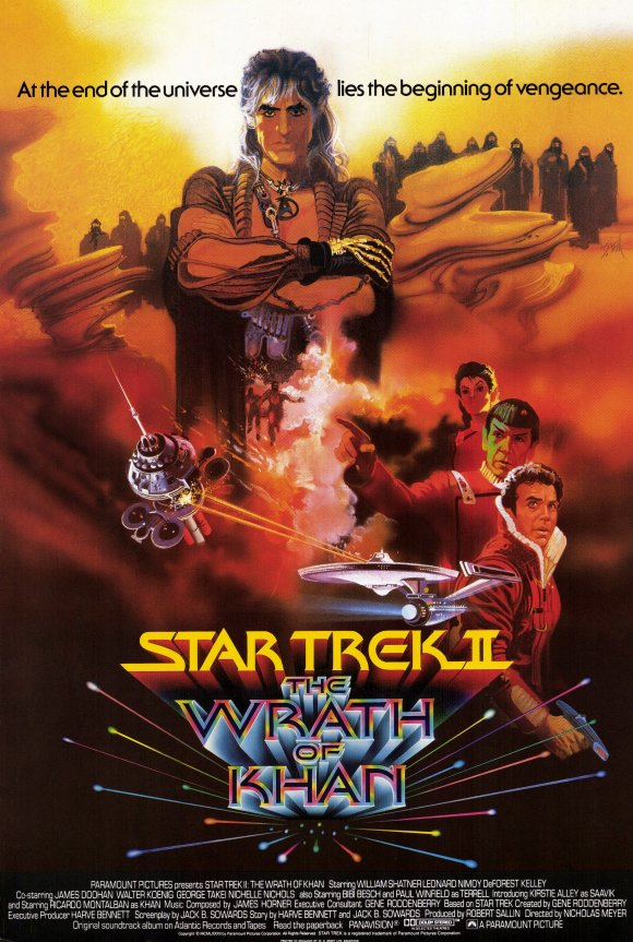 Watch Star Trek II: The Wrath of Khan Movie Online Free 2012