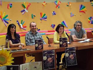 Los Meagrada, Gracia Iglesias, Susana Rosique, Álvaro Fierro, Biblioteca de Guadalajara, Editorial Bornova, Ballena de Cuentos
