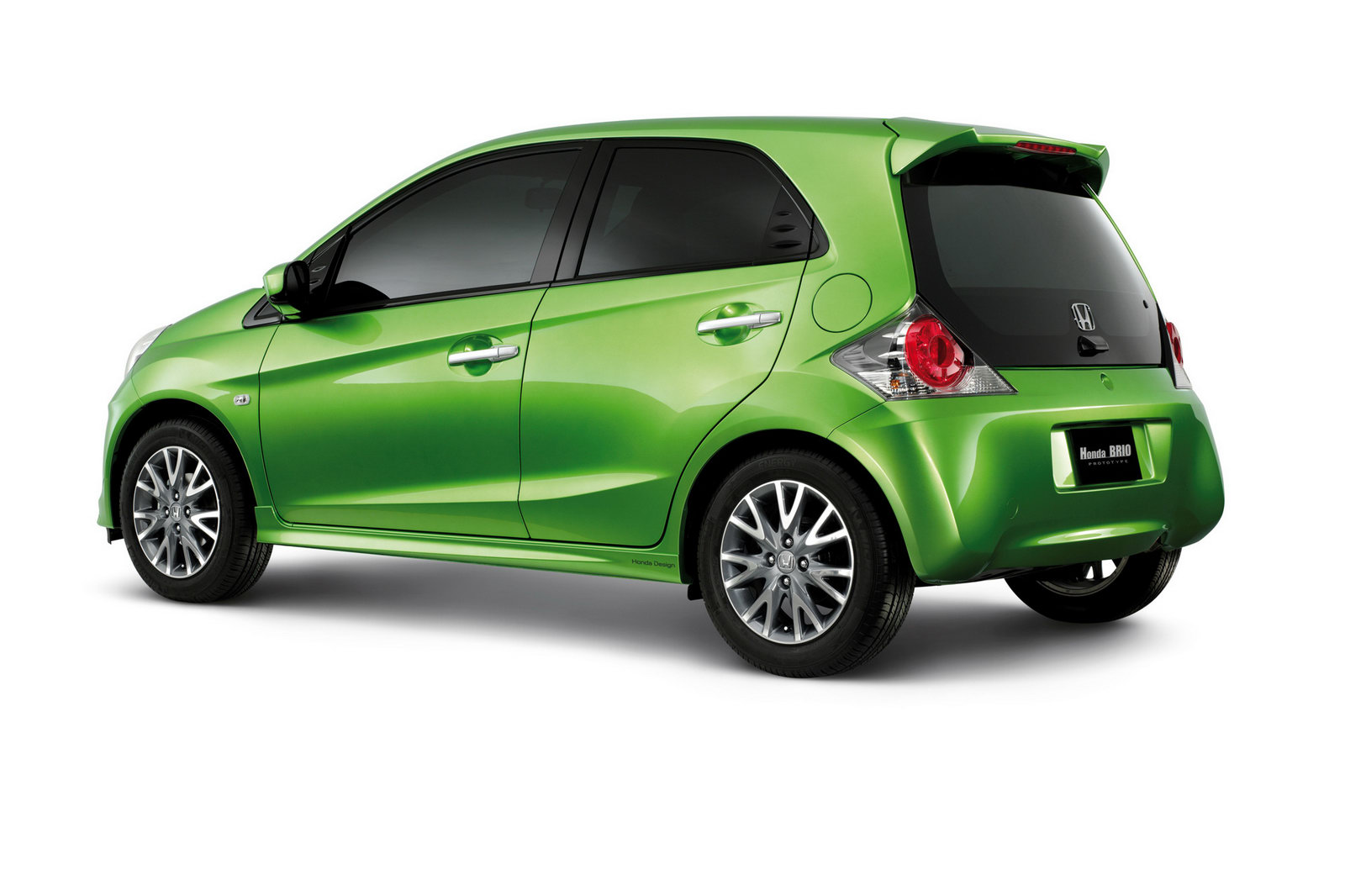 All About Honda 2013 Honda Brio Review