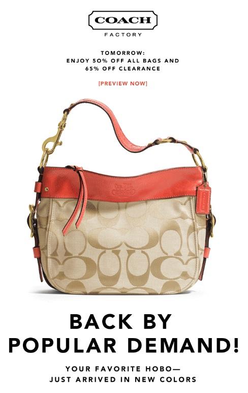 Coach Factory Outlet Online Sale - 90% OFF Coach Outlet Official Site Coach Handbags Bags Purses Online Sale! Find Coach Outlet % Satisfaction Guarantee!