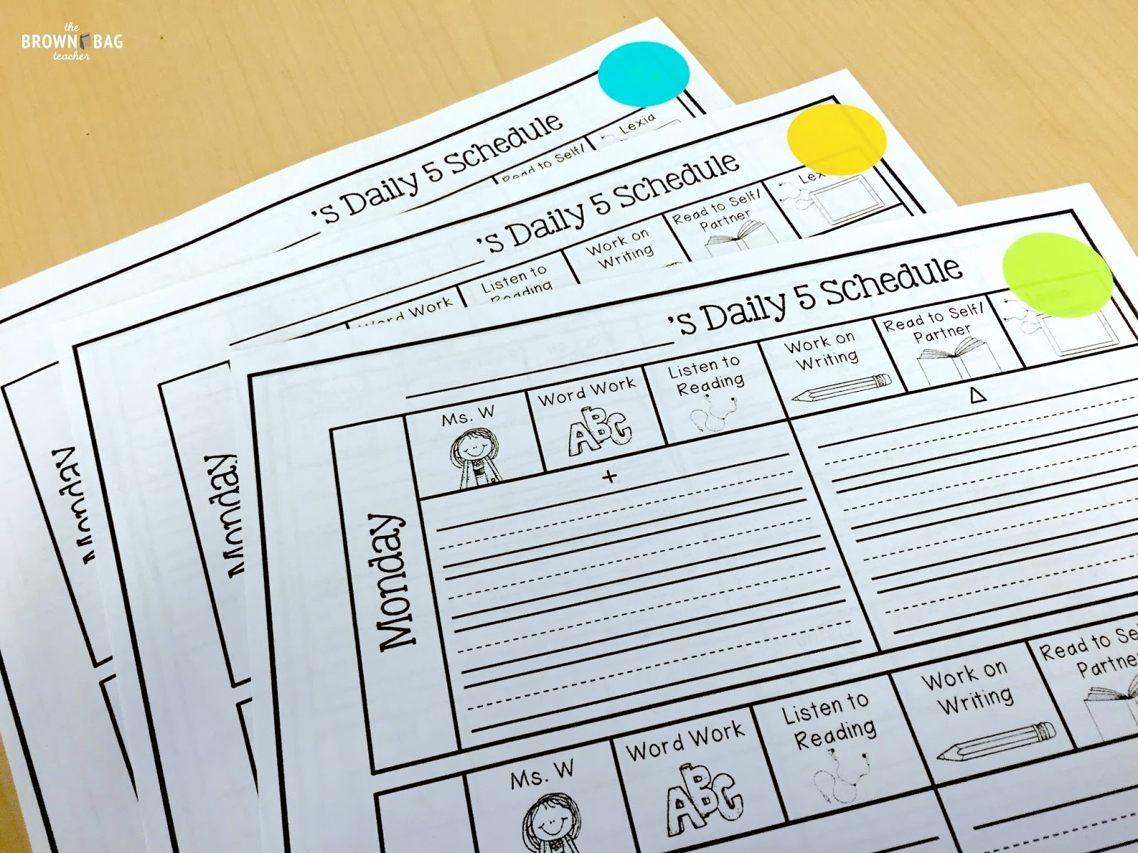Differentiating Your Classroom with Ease | The Brown-Bag Teacher ...