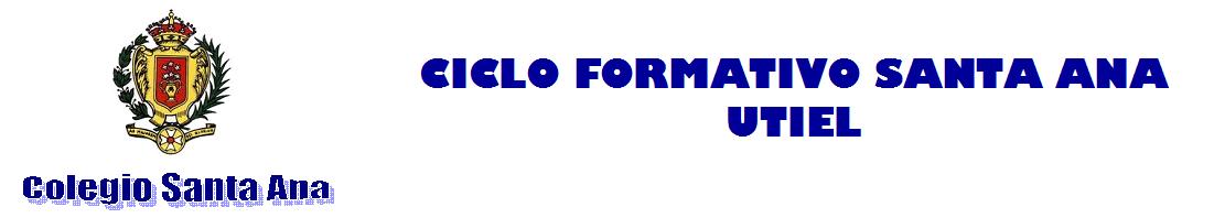 -CICLO FORMATIVO SANTA ANA UTIEL-