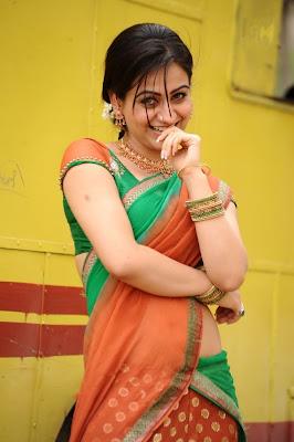 aksha in saree photo gallery