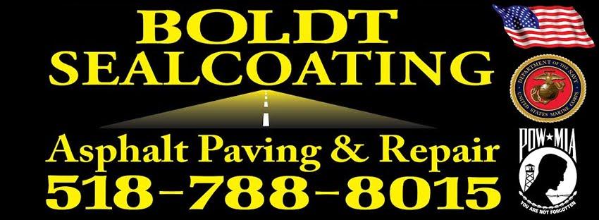 Boldt Paving & Sealcoating