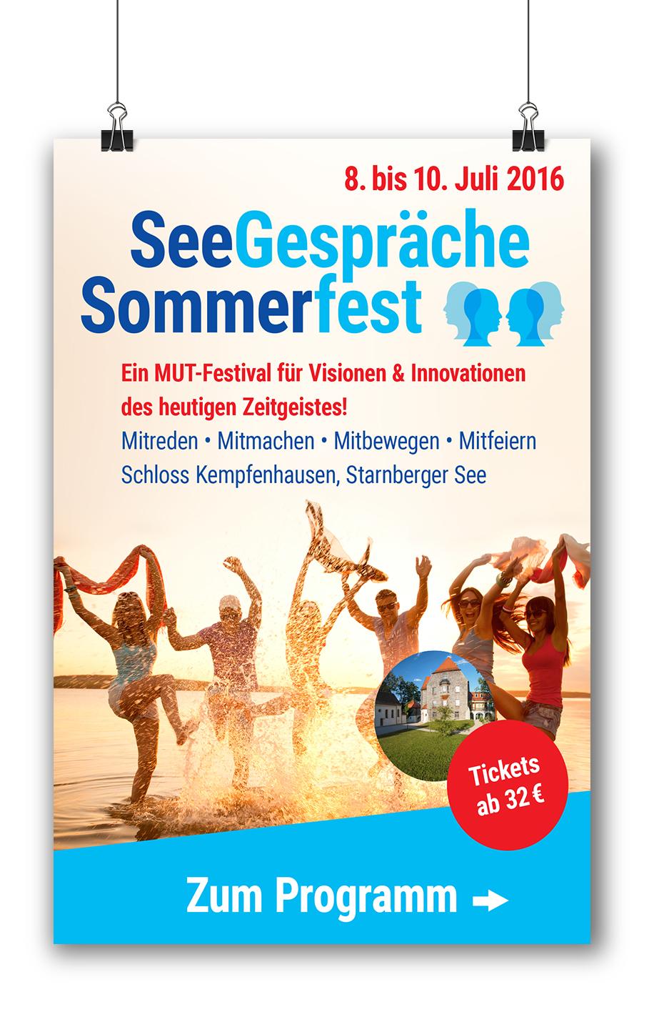 Seegespräche Sommerfest