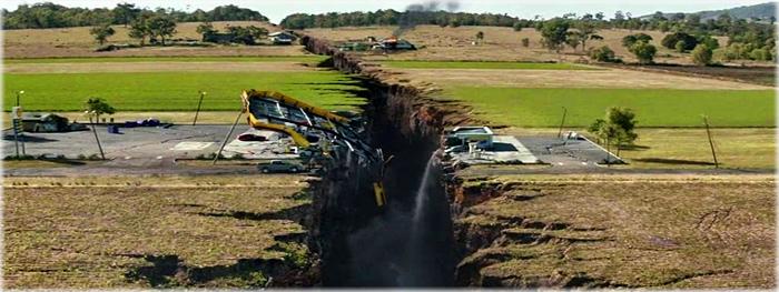 Falha de San Andreas - chance de terremoto