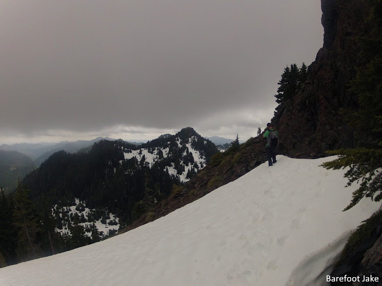 hike olympic mountains