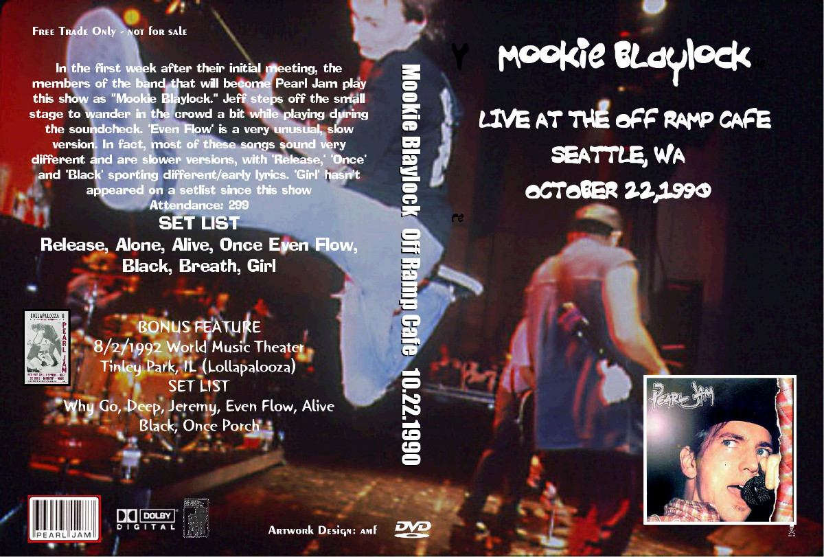 Spreading The Jam We are all Toast Mookie Blaylock Live at The
