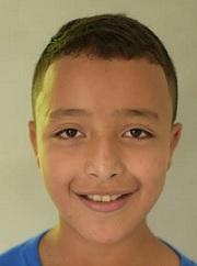 Carlos - Honduras (El Tablon), Age 12