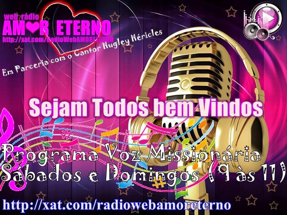 Web Rádio Amor Eterno