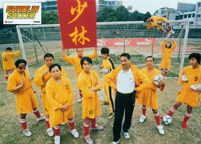 Sarcasm? Puh-leeze!: Why Shaolin Soccer Is The Best Movie Ever