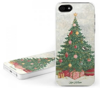 cool Christmas Tree iPhone 5 Case