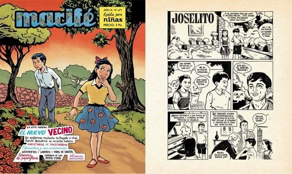 aventuras joselito comic reino cordelia