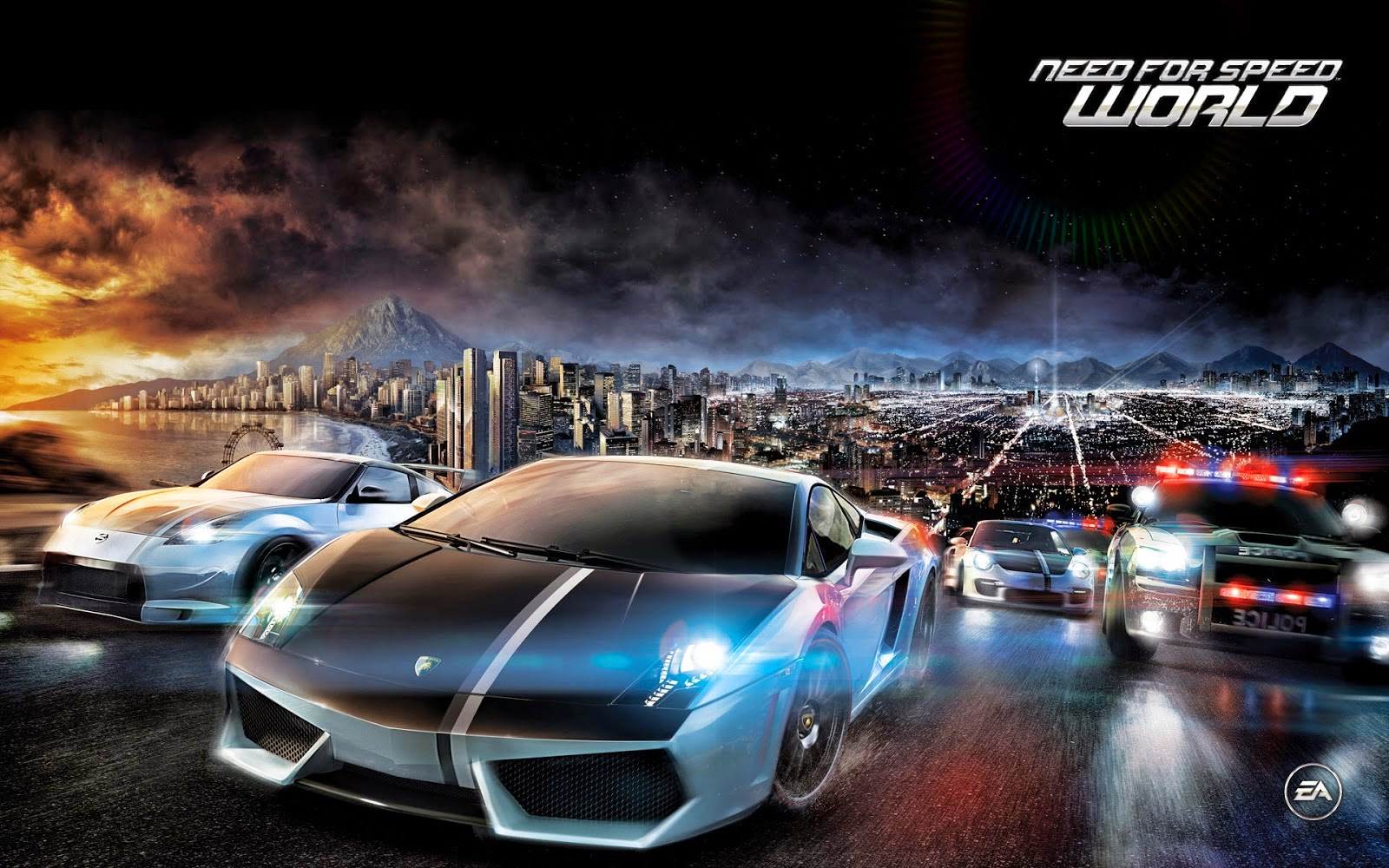 need for speed world wide 10 Game Paling Populer di Dunia
